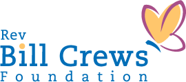 The Rev. Bill Crews Foundation Logo